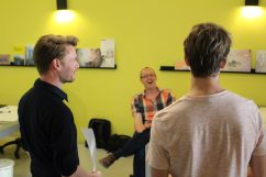 Sollicitatietraining, solliciteren, baan in beeld, training